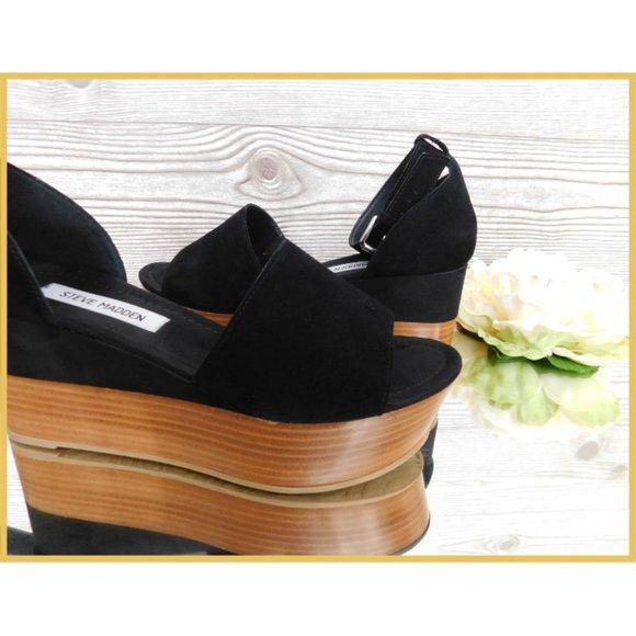 Steve Madden Shoes | Zala Wedge Sandal